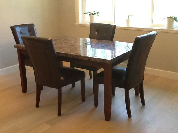 Tahoe 7 Piece Dining Set West Shore Langford Colwood