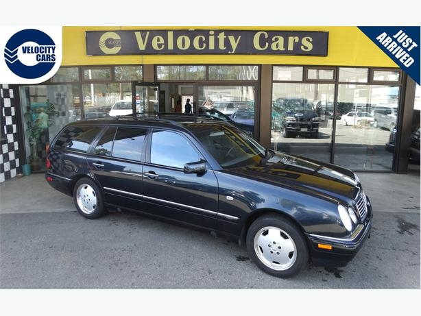 1998 Mercedes-Benz E-Class  E320 68K's LOW MILEAGE CLEAN TITLE- $170 B/W