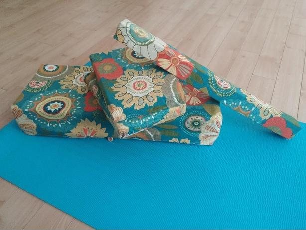 custom made yoga props