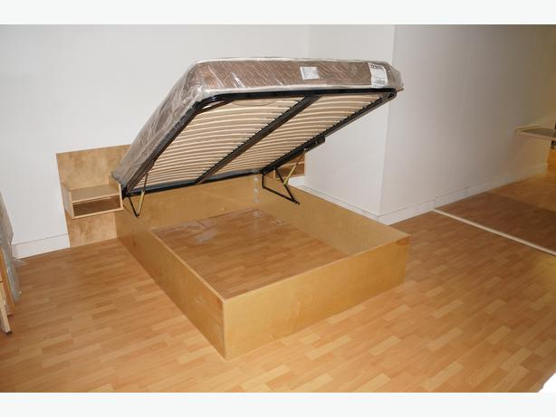 Lifting Storage Bed - New