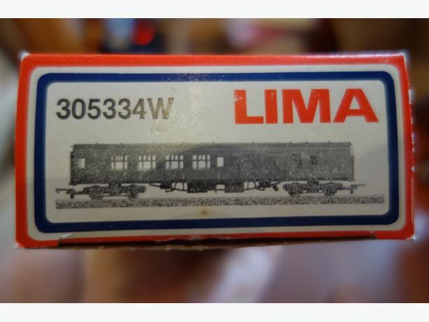 Lima 305334W Guard car S33454