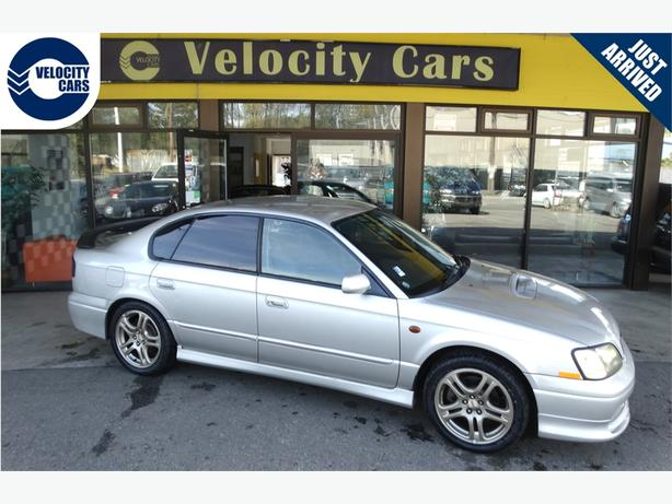 1999 Subaru Legacy B4 RSK 4WD Auto 64K's  Low Mileage Twin-Turbo