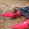 Fishcat 8' Pontoon boat