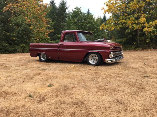 '66 Chevy Truck