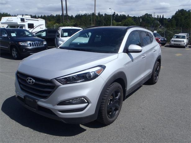 2016 hyundai tucson limited awd outside comox valley courtenay comox. Black Bedroom Furniture Sets. Home Design Ideas