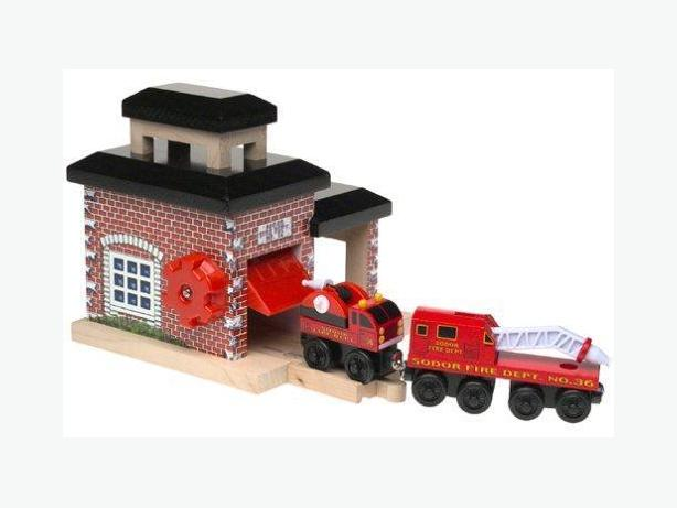 Thomas & Friends used stations and sets