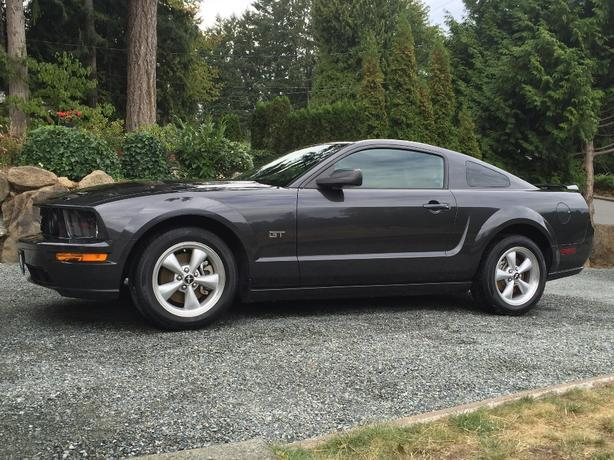 2008 Mustang GT Standard