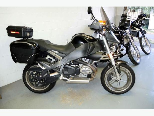 2008 Buell Ulysses Adventure Bike