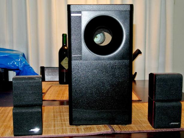 Bose Acoustimass 5 Speakers