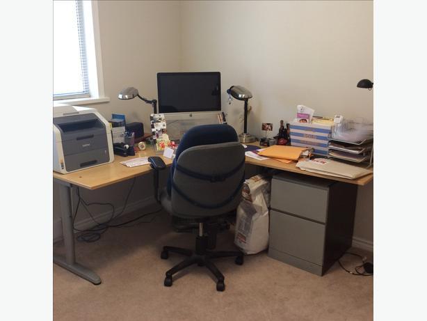 ikea office furniture cobble hill cowichan