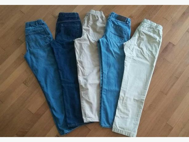 Lot boys size 14 pants