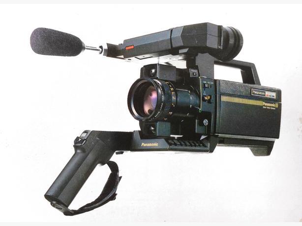 Panasonic OmniPro Newvicon Video Camera