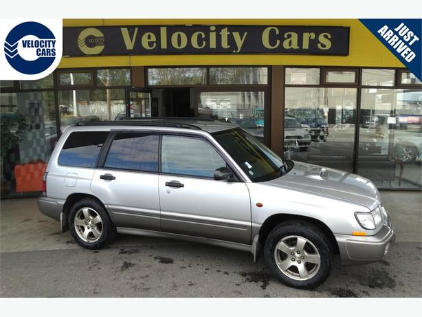 1998 Subaru Forester 68K's AWD Turbo 237hp