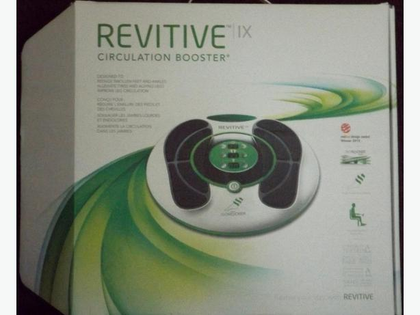 Revitive circulation machine