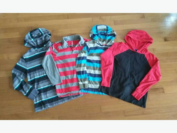 Boys top lot, size 14