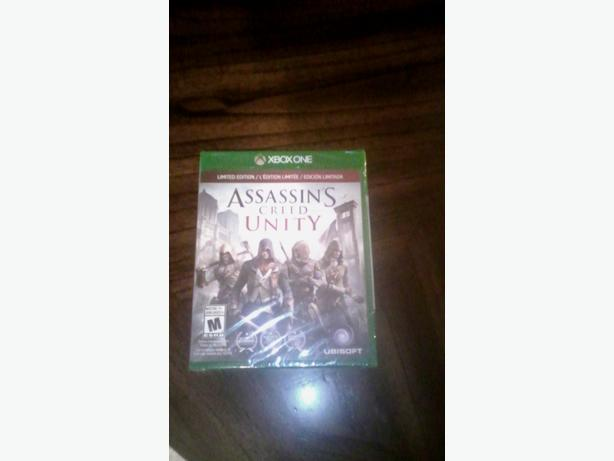 FOr X BOX ONE- Assassin's Creed Unity
