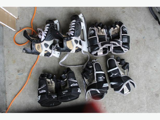 Kids Hockey Equipment - Various