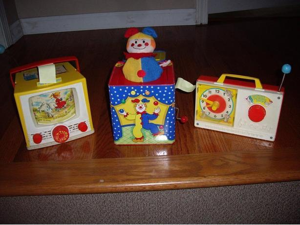 FISHER PRICE/SCHYLLING