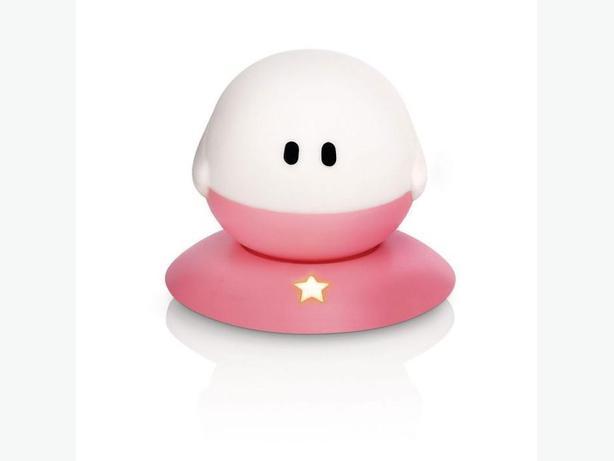 Philips myKidsroom Bollie Portable Night Light Table Lamp - Pink