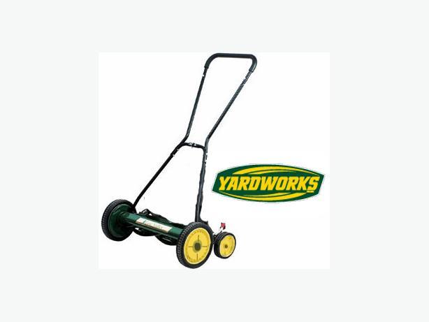 """Reel Mower ~ YardWorks 20"""""""
