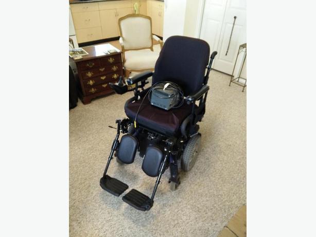 Invacare StormTDX3 Electric Wheelchair
