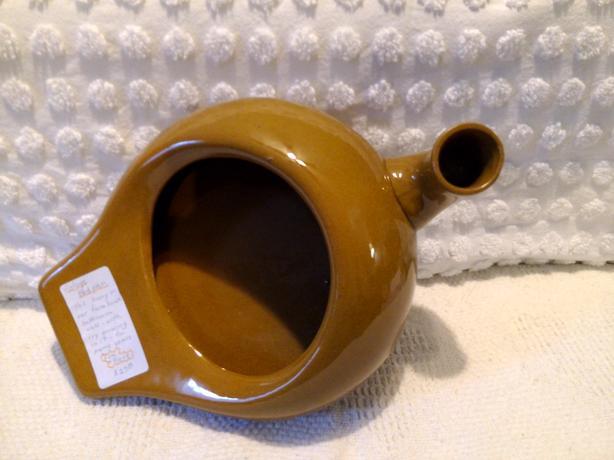 Ceramic Antique Bedpan