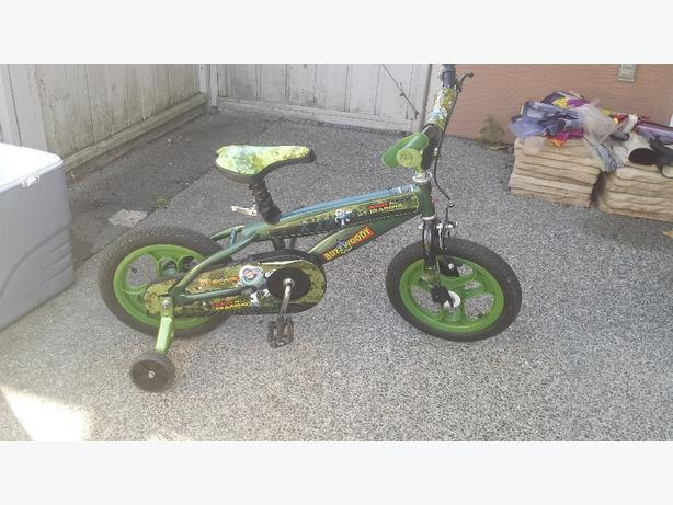 "14"" BUZZ WOODY BIKE"