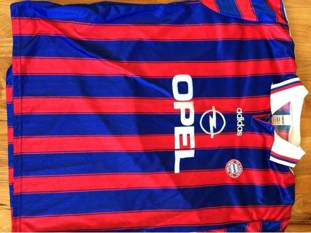 Bayern Munchen Soccer Jersey
