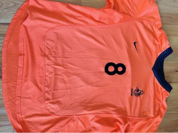 Edgar Davids Netherlands Soccer Jersey