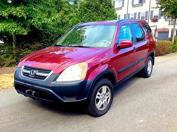 2003 HONDA CR-V AWD