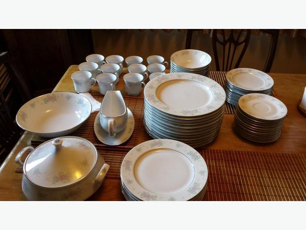 Prestige China Garden 6 place settings