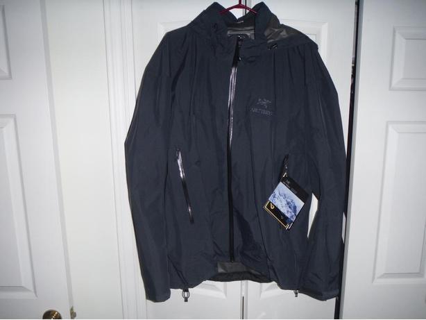 NEW Arcteryx Beta SL Shell Jacket XXL
