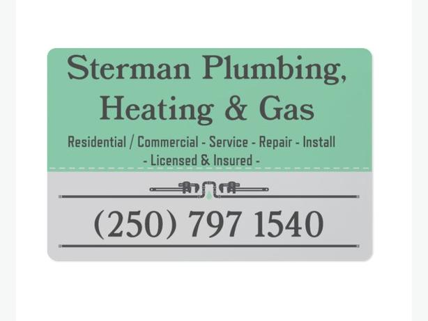 Sterman Plumbing, Heating & Gas