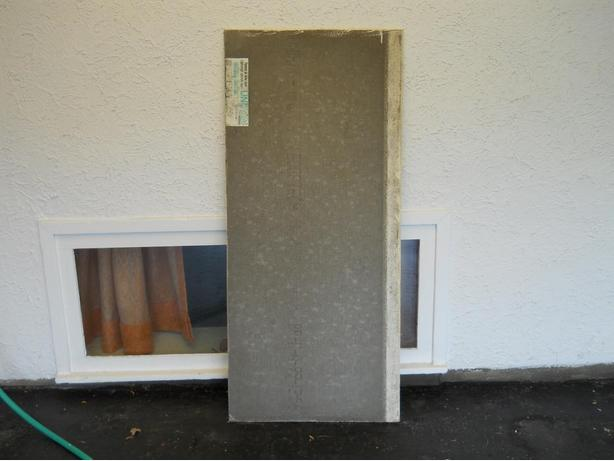 Concrete Board - Heat Shield
