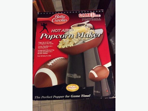 Hot Air Popcorn Maker
