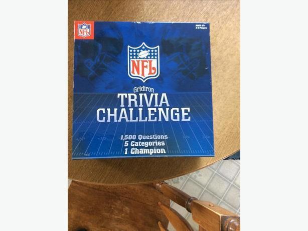 NFL Trivia Challenge
