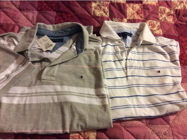 Tommy Hilfiger golf shirts