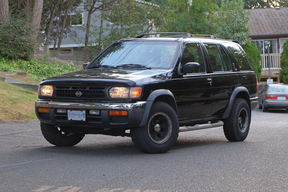 1998 Nissan Pathfinder Chilkoot North Nanaimo Nanaimo