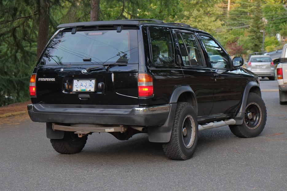 1998 Nissan Pathfinder Chilkoot North Nanaimo Nanaimo