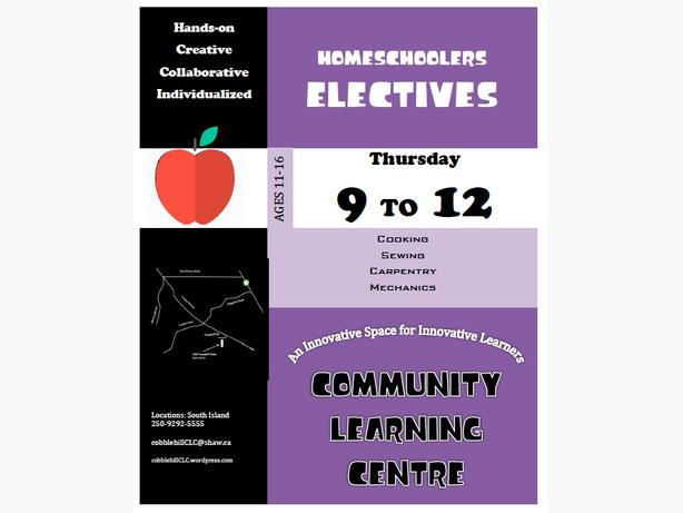 Homeschool Electives Course