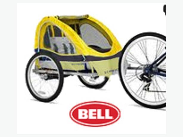 Bike Trailer ~ Bell