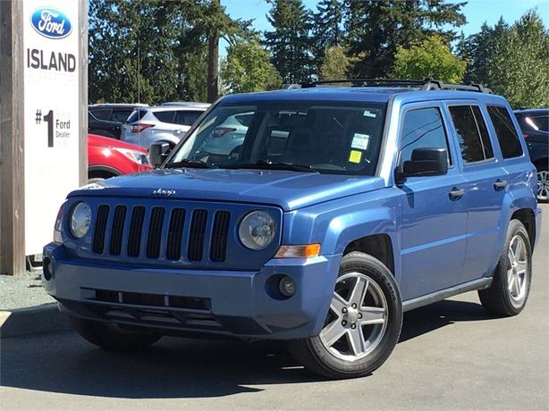 2007 jeep patriot sport outside nanaimo parksville. Black Bedroom Furniture Sets. Home Design Ideas