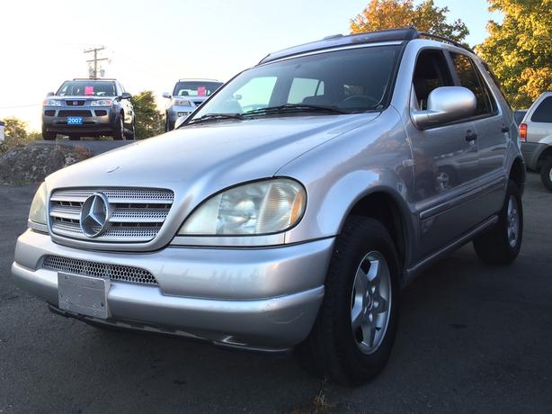 1999 mercedes benz ml320 victoria city victoria for Mercedes benz 1999 ml320
