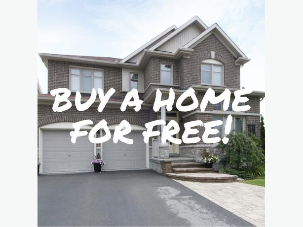 Buy a Home for FREE!