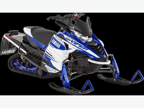 2017 Yamaha SR Viper X-TX SE