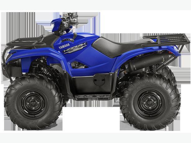 2017 Yamaha Kodiak EPS 700