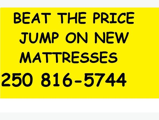 In stock Mattresses at old Clearance Prices