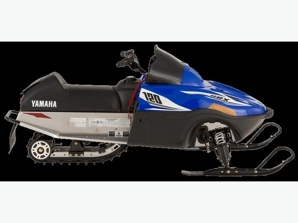 2017 Yamaha SRX 120 Youth