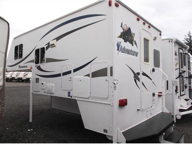 2010 Adventurer Truck Camper 810WS