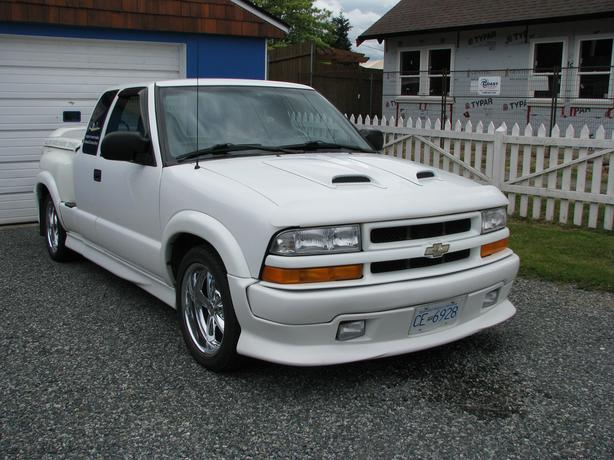 1999 Chev S10 LS Xtreme